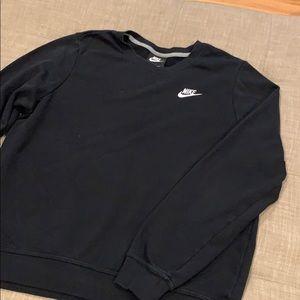 Nike Crewneck Sweatshirt Black